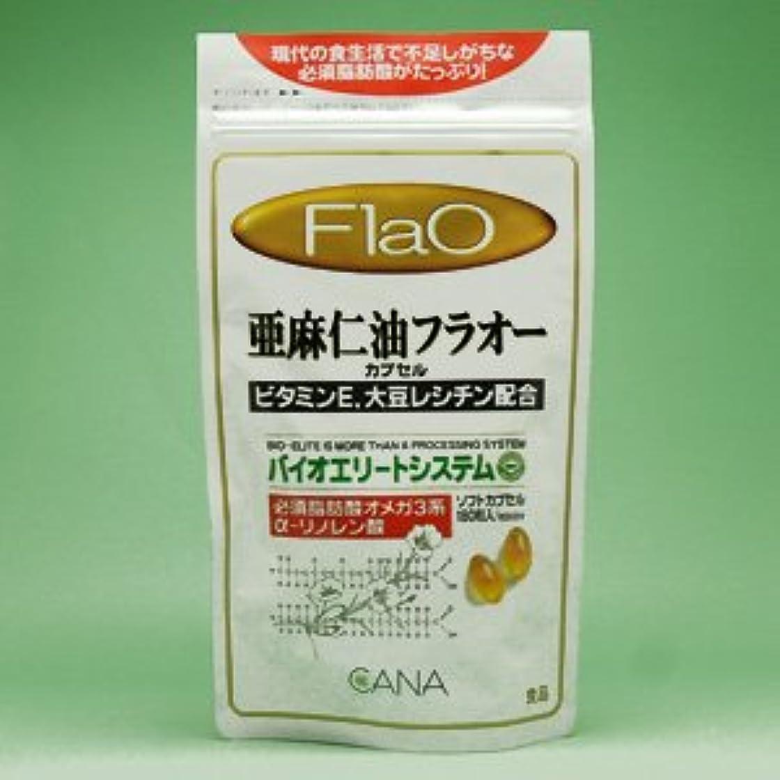 実験違反する種亜麻仁油 フラオーカプセル 180粒 ×10個セット