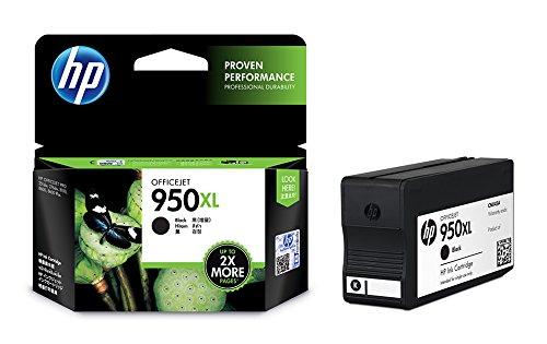 HP 950XL 純正 インクカートリッジ 黒 ( 増量 ) CN045AA