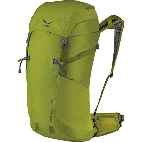 サレワ バッグ バックパック・リュックサック Salewa Ascent 35 Backpack - 2136cu in Leaf Green 19e [並行輸入品]