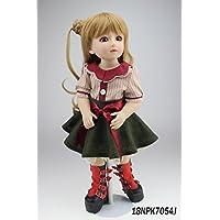 NPK collection 18インチ(45 cm)女の子おもちゃドール人形新年プレゼント人形