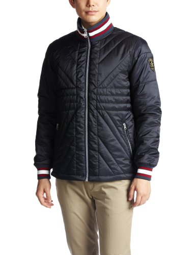 ユニオンジャックキルティングジャケット ADMA253 アドミラル
