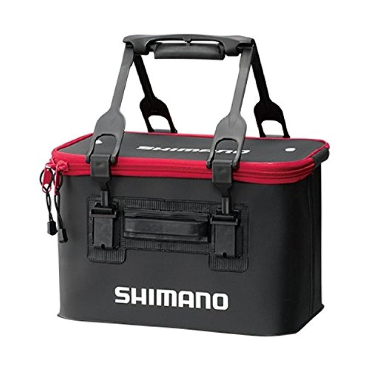 振動する個人アサートシマノ(SHIMANO) バッカンEV BK-016Q ブラック 33cm