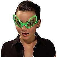 [ルービーズ]Rubie's Plastic ALIEN EYES Green Novelty Glasses [並行輸入品]