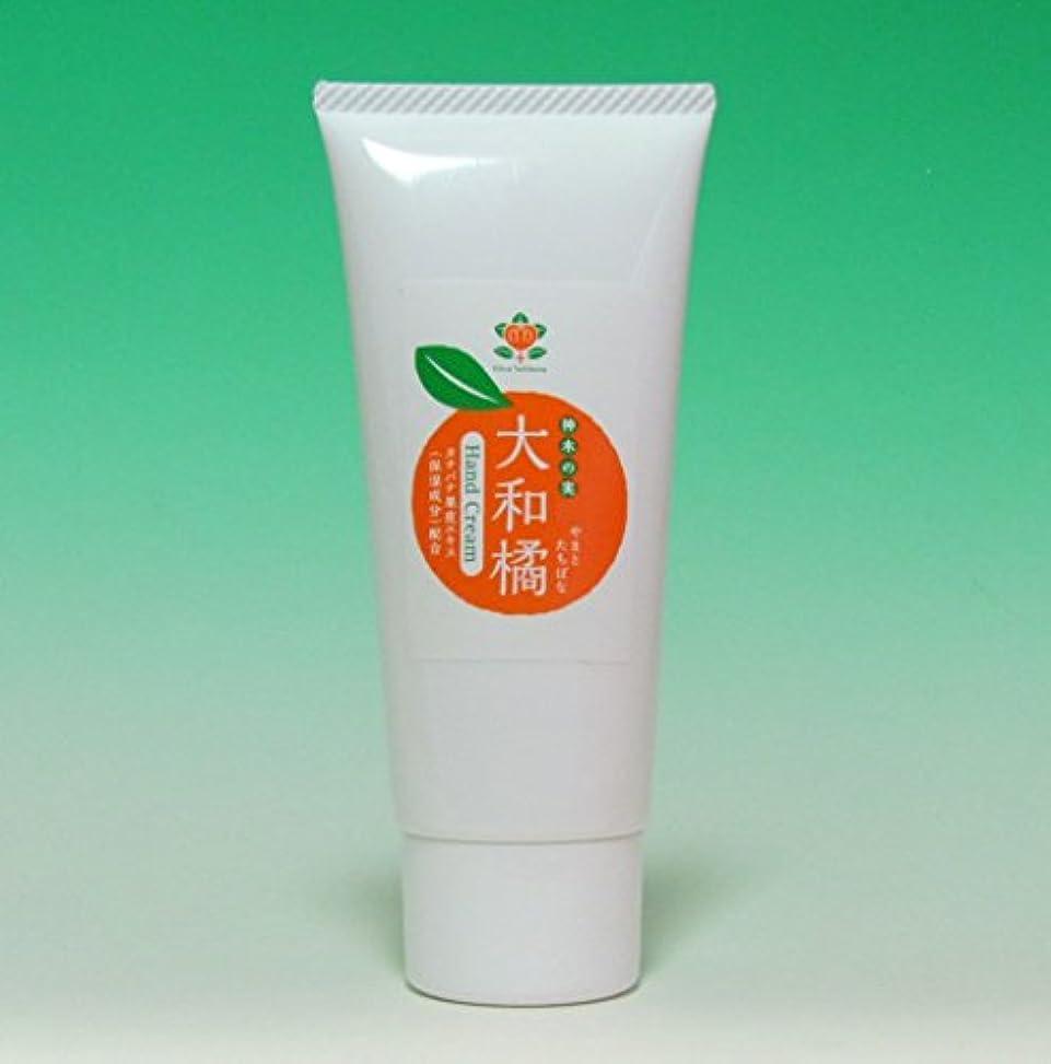 成功する日常的に腐敗した神木の果実 大和橘ハンドクリーム