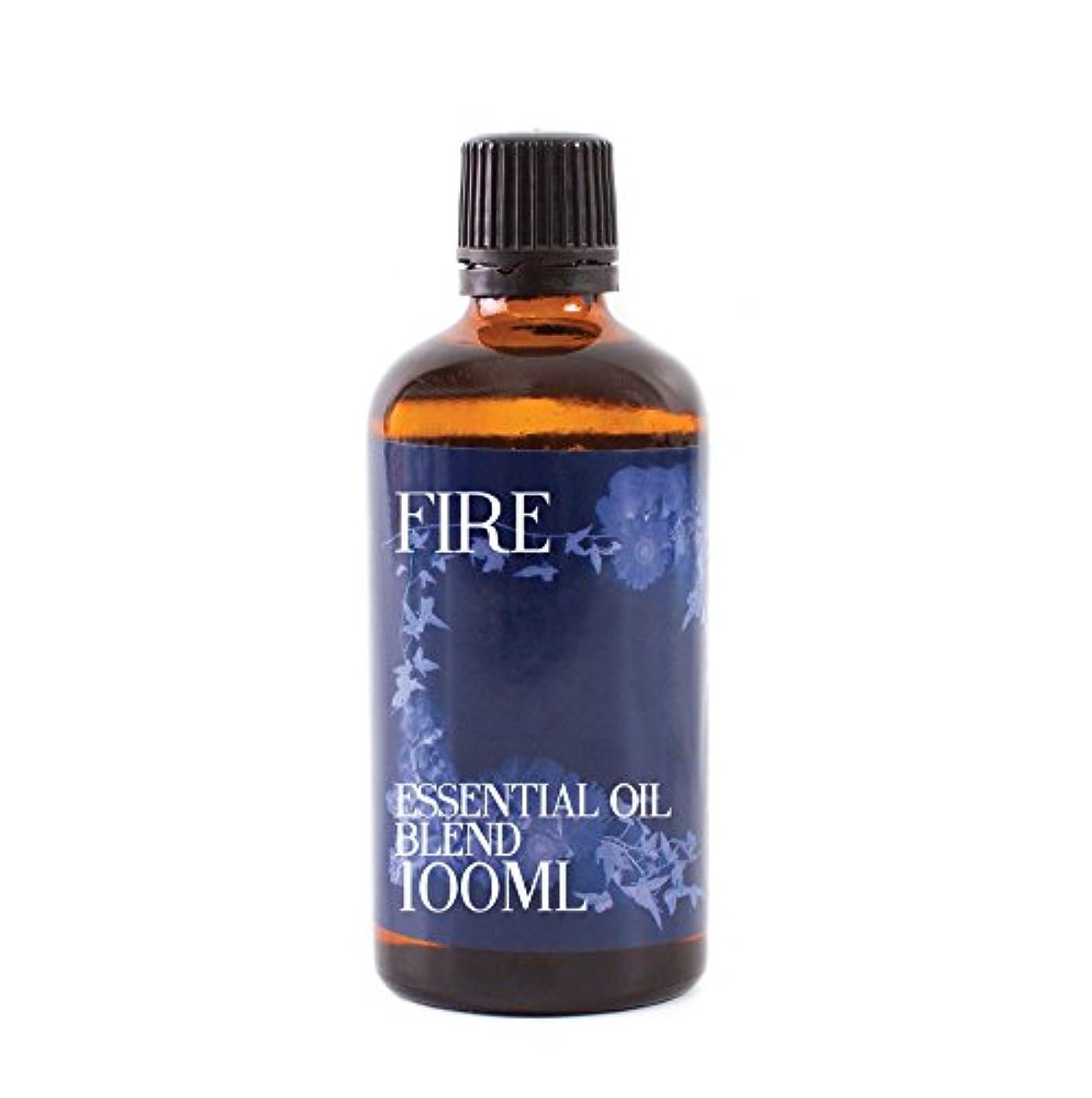 試験だます誕生日Mystic Moments | The Fire Element Essential Oil Blend - 100ml