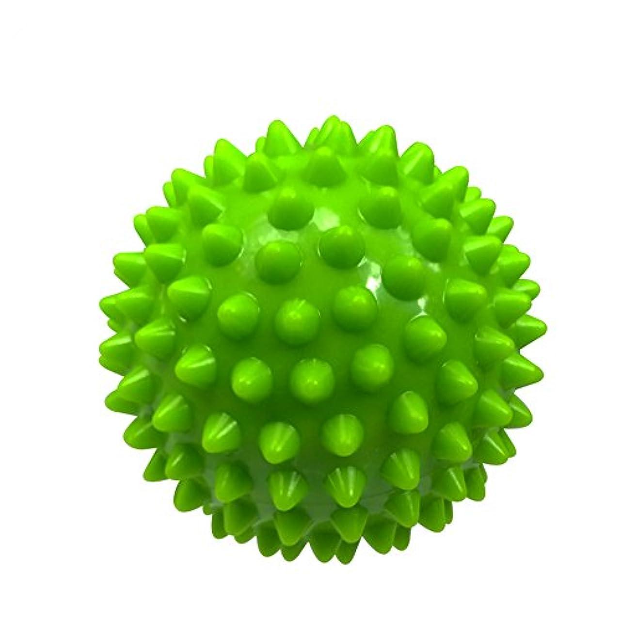 急速な目を覚ます混合したHomeland マッサージボール 足つぼマッサージ 指先強化 血液循環促進 グリーン