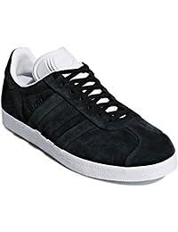[アディダス] Adidas Gazelle Stitch And Turn CQ2358 ブラック スニーカー ガゼル 男女兼用 [並行輸入品]