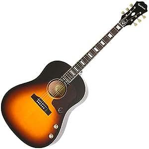 エピフォン Epiphone EJ-160E VS アコギ エレアコ アコースティックギター 【Morrisチューナー付】 〔98765〕