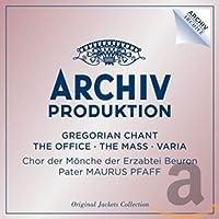 Gregorian Chant-Th