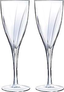 エリクシール ワイングラス 170ml ペアセット H8011A
