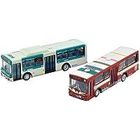 ザ?バスコレクション バスコレ 西鉄バス 北九州2台セット A ジオラマ用品 (メーカー初回受注限定生産)