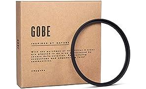 Gobe UV 67mm Japan Optics 16-Layer Multi-Resistant Coated Ultra Violet Filter