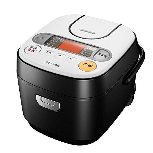 アイリスオーヤマ 炊飯器 マイコン式 銘柄炊き 5.5合 RC-MA50-B