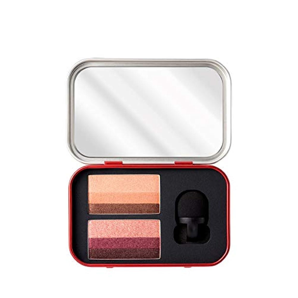 険しい香り概してエイプリルスキン日本公式(APRILSKIN) エイプリルスキン パーフェクトマジックデュアルアイシャドウピュア&シック APRILSKIN PERFECT MAGIC DUAL EYE SHADOW PURE & CHIC