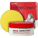 Mothers 06310 Leather Cream Moisture-Rich Conditoner - 7 oz.