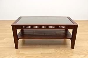 アジアン バンブーセンターテーブル90cm幅 BL-673