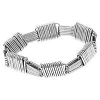 [女性用ブレスレット]Tianguis Jackson Sterling Silver Bracelet 7.713cm[並行輸入品]