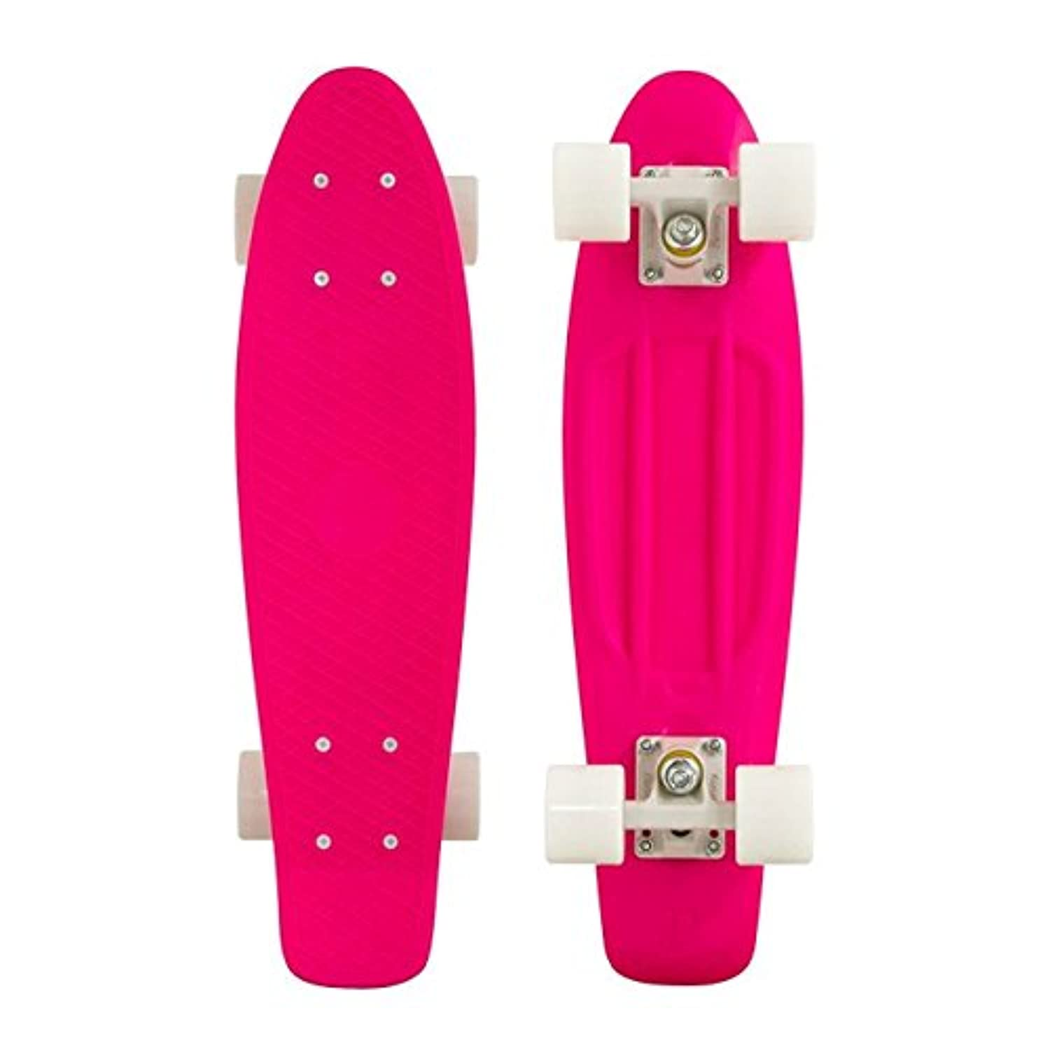 PENNY Skateboard Plastic 22 HOT PINK 2.0 Complete by Penny