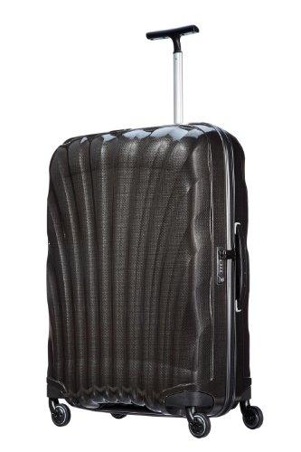 [サムソナイト] Samsonite COSMOLITE / コスモライト スピナー 75 (75cm/94L/2.8Kg) (スーツケース・キャリーケース・トラベルバッグ・TSAロック装備・軽量・大容量・ファスナー・リニューアルタイプ) V22*00104 09 (ブラック)