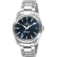 [オメガ]OMEGA 腕時計 シーマスターアクアテラ ブルー文字盤 コーアクシャル自動巻き 231.10.39.21.03.002 メンズ 【並行輸入品】