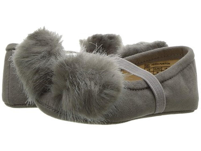 (サムエデルマン)Sam Edelman ガールズベビーシューズ?靴 Felicia Pom Pom (Infant/Toddler) [並行輸入品]