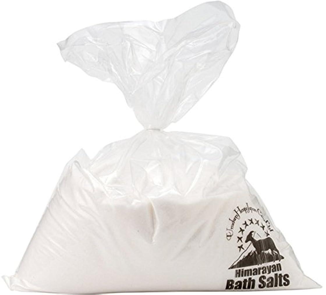 クール喜ぶ理論的ヒマラヤ岩塩 バスソルト ホワイト あら塩 10kg