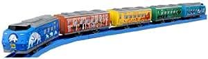 プラレール ぼくもだいすき!たのしい列車シリーズ 旭山動物園号5両編成セット