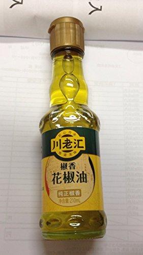 川老匯 花椒油 山椒油 中華調味料 業務用 210ml 冷凍商品と同梱不可