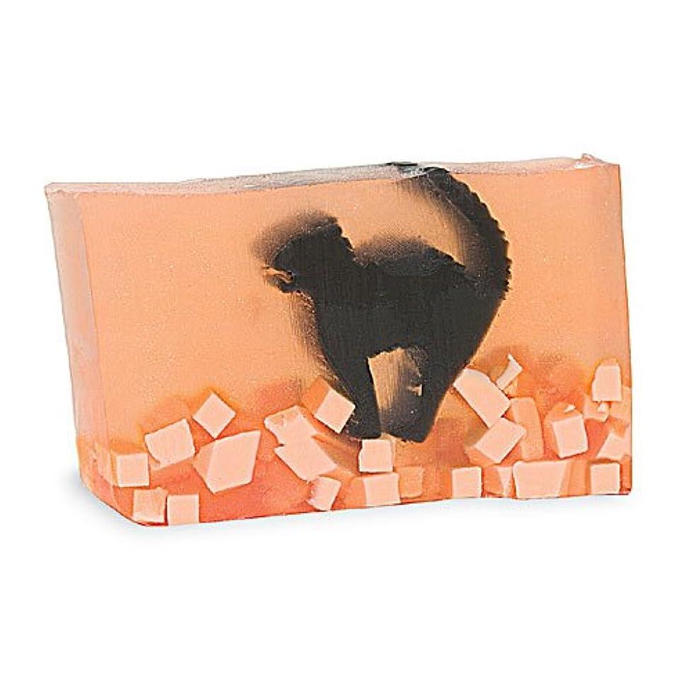 責テスト決定的プライモールエレメンツ アロマティック ソープ スケアディキャット 180g ハロウィンにおすすめ植物性のナチュラル石鹸