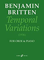 Temporal Variations: For Oboe and Piano