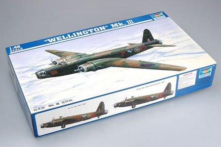 1/48 ウェリントンMk1 C型 爆撃機