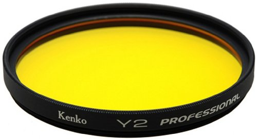 Kenko レンズフィルター MC Y2 プロフェッショナル 82mm モノクロ撮影用 182383