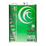 エンジンオイル 4L 0W-30  化学合成油PAO+HIVI TAKUMIモーターオイル