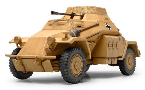 スケール限定商品 ドイツ 4輪装甲偵察車 sd.kfz.222