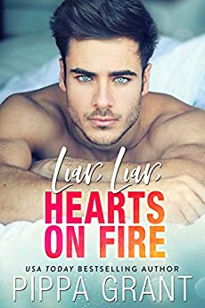 Liar, Liar, Hearts on Fire (Bro Code Book 3) by [Grant, Pippa]