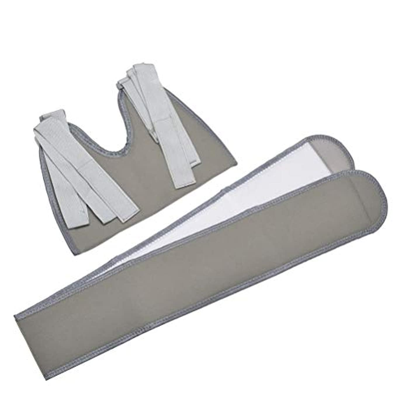 代表して印象建てるHealifty 折れや骨折した腕の肘の手首のための調節可能な腕のスリングの肩のスリング