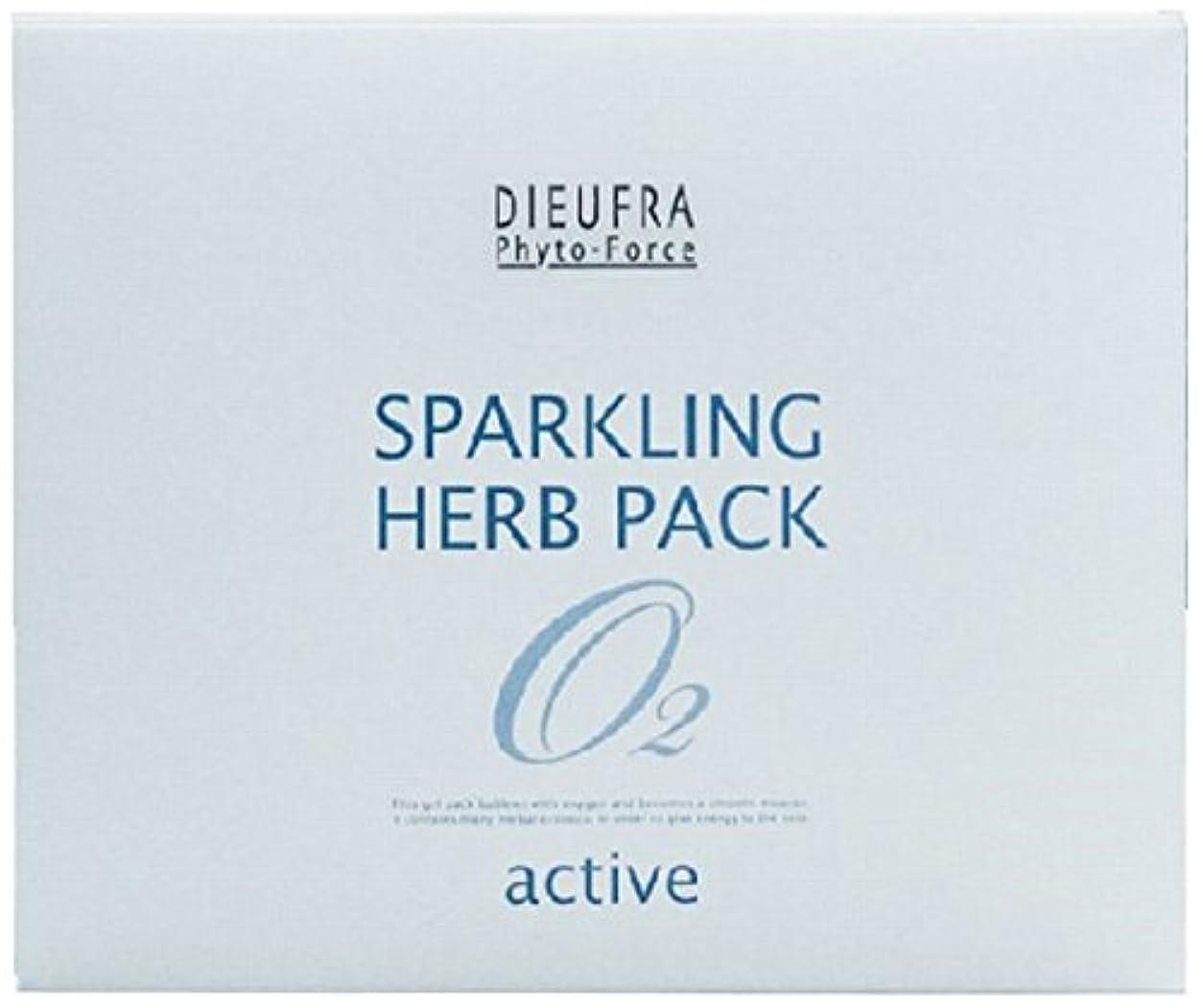 スペアつぶやき葉を集めるデュフラ フィトフォース スパークリングハーブパックA 240g(酵素パック?8g×30P)