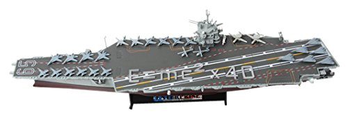 UNIMAX 1/700 CVN-65 空母エンタープライズ 地中海 2001