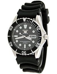 Seiko セイコー 自動巻 オートマチック Divers 23 Jewels 100m SNZF17K2 SNZF17K SNZF17 Watch 男性用 メンズ 腕時計 (並行輸入)