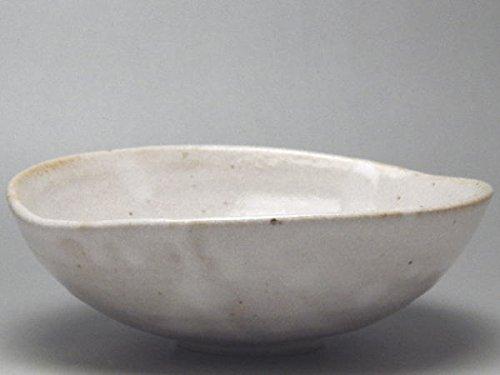 【B級品】桃志野 楕円鉢(長辺148)