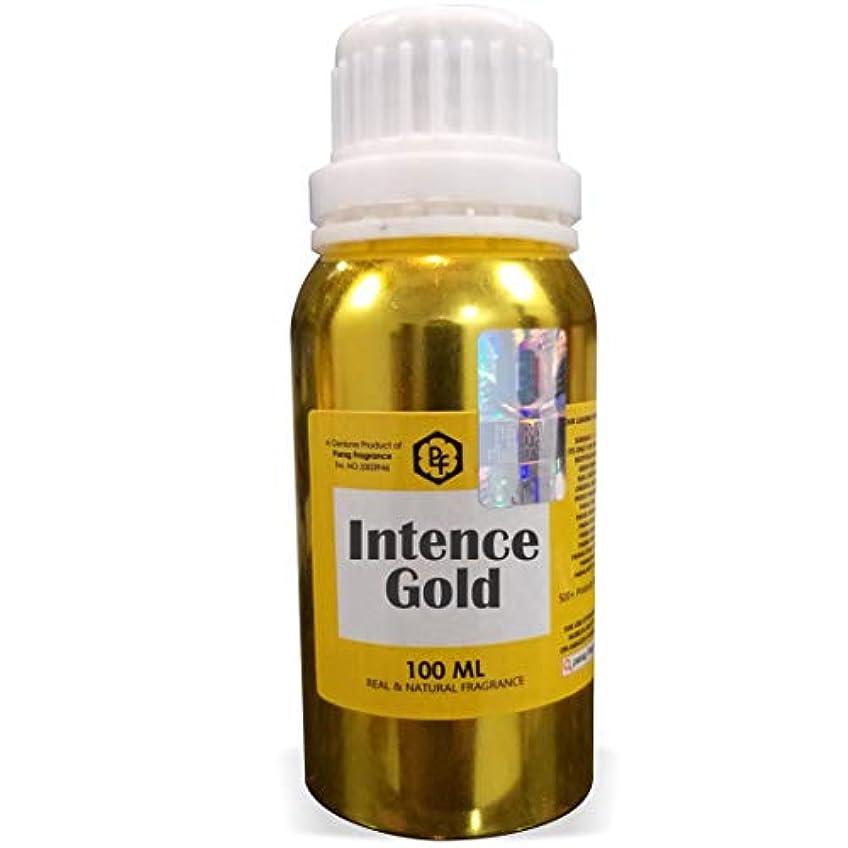 キリマンジャロオン任命ParagフレグランスIntenceゴールドアター100ミリリットル(男性用アルコールフリーアター)香油| 香り| ITRA