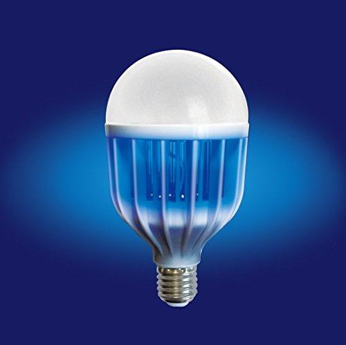 ROOMMATE LED電球 スーパームシキラー EB-RM18A 【LED電球+電撃殺虫灯】