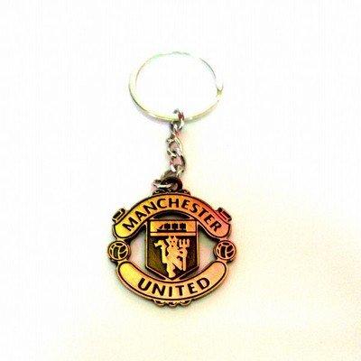 [해외]맨체스터 유나이티드 청동 열쇠 고리/Manchester United Bronze Keychain