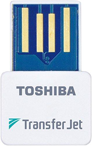 TOSHIBA TransferJet(近接無線通信)対応アダプタ USBタイプ USB2.0 1年保証 (国内正規品) TJ-UA00B