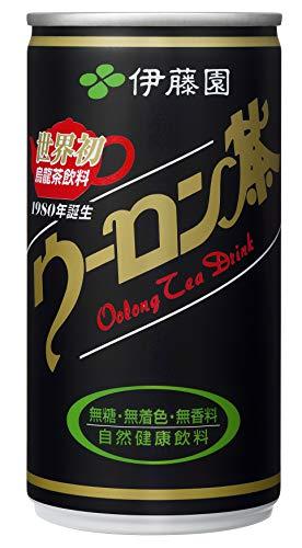 伊藤園 ウーロン茶 (缶) 190g×30本