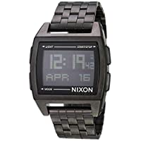 Nixon Men's 'Base' Quartz Stainless Steel Casual Watch