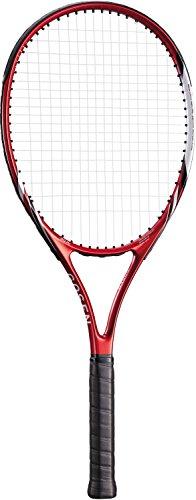 ゴーセン(GOSEN) 硬式テニスラケット レッド (張り上...