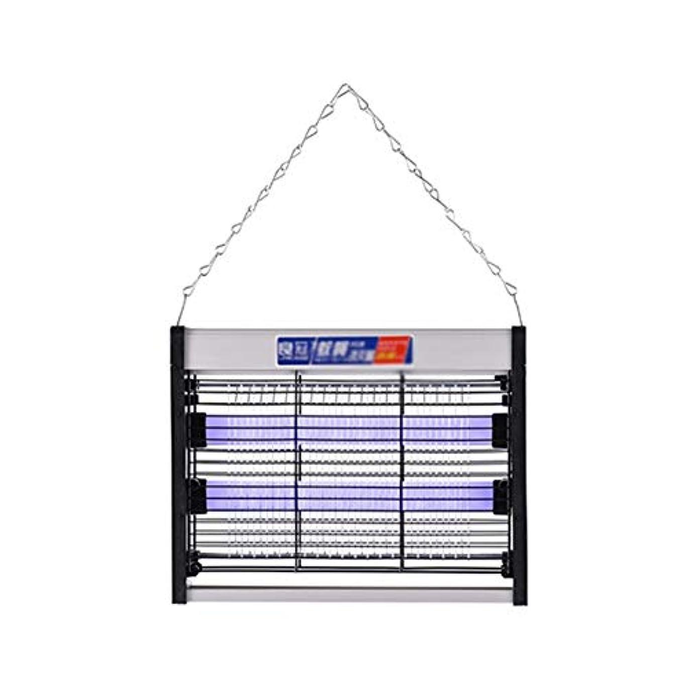 整理するファイバ複雑なZEMIN 電撃殺虫灯 蚊ランプ 昆虫のキラー 誘虫灯 フライト ラップ 光をひきつける 低消費 蛍光灯、 3サイズ (Size : 50CM-30W)
