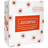 Joonya, Nontoxic Baby Nappies, 3 Bags of 50 (150) Toddler Size 10-15 Kg…