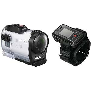 SONY ウェアラブルカメラ AZ1 ライブビューリモコンキット アクションカム ミニ HDR-AZ1VR [並行輸入品]